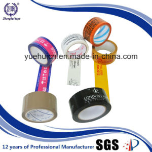 Different Logo with Many Colors Printed Packing Tape pictures & photos