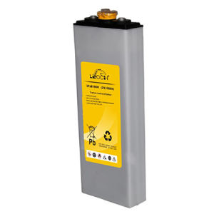 High Peformance 2V Rechargeable Motive Power Forklift Battery pictures & photos