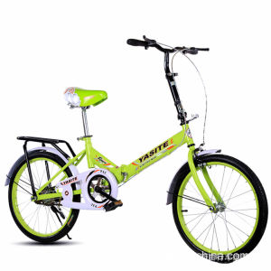 Top Quality Foldable Pocket Bicycle (ly-a-172) pictures & photos