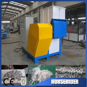 Single Shaft Shredder Machine for Plastic Wood / Shredder pictures & photos