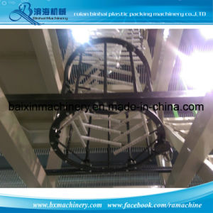 LDPE Garbage Bag Film Extrusion Machine pictures & photos