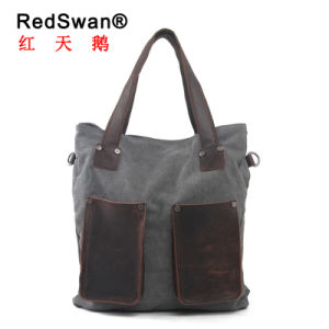 Cheap Design Woman Leather Handbag Shouler Bag (RS-6887) pictures & photos