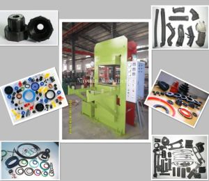 Plate Vulcanizing Press, Vulcanizing Machine for Making Rubber Seals pictures & photos