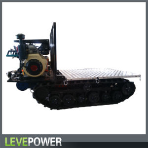 Crawler Dumper Mini Transporter with Good Price pictures & photos
