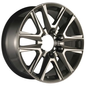 18inch and 20inch Alloy Wheel Replica Wheel for Toyota′s pictures & photos