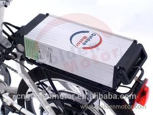 Lithium Battery LiFePO4 for Electric Bike 36V 12ah/ 24V 20ah/ 48V 10ah pictures & photos
