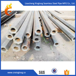 Outer Hexgon Innar Round Cold Drawn Steel Tube pictures & photos