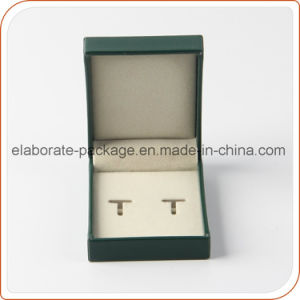 Mini Leather Jewelry Box Handmade Wholesale Earring Box pictures & photos