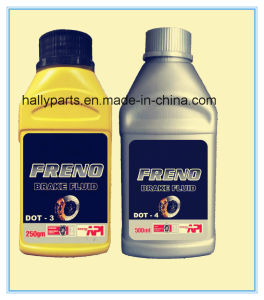 Hot Sale Car Maintenance Break Fluid Oil DOT 3, Brake Assembly Fluid pictures & photos
