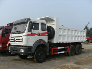 Beiben North Benz 6X4 10 Wheel Dump Truck for Sale pictures & photos