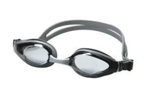 One Piece for Different Sizes Anti-Fog Swim Goggles pictures & photos