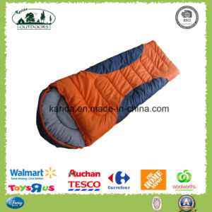 S Stiching Envelop Cap Sleeping Bag 250G/M2 pictures & photos