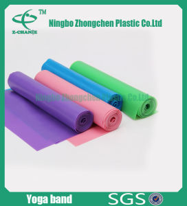 Latex-Free Elastic Resistance Yoga Band Yoga Sport Products pictures & photos