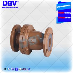 Soft Sealed Check Valve pictures & photos