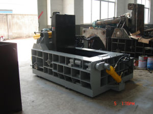 Hydraulic Baling Press Machine-- (YDF-100A) pictures & photos
