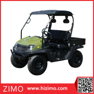 New Model 4kw 60V Golf Car Electric pictures & photos