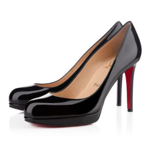 High Quality Women High Heel Shoes Sexy Sandals Dress Shoes pictures & photos