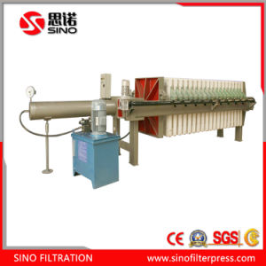 Membrane Plate Filter Press for Municipal Wastewater Treatment pictures & photos