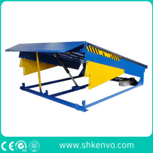 Mechanical Spring Dock Ramp for Loading Bay pictures & photos