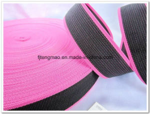 450d Black FDY Polypropylene Webbing pictures & photos