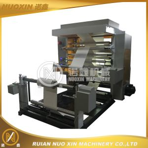 Two Colour Flexography Printing Machine (NX-2 series) pictures & photos