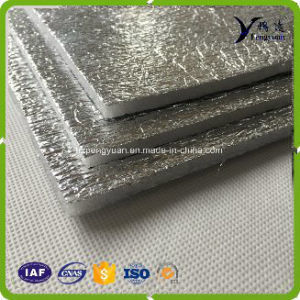 Aluminium Foil Faced 3mm EPE Foam for Thermal Insulation pictures & photos
