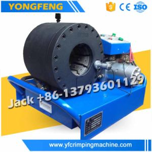 Yongfeng 1.5 Inch Hydraulic Hose Crimping Machine for Mobile Service