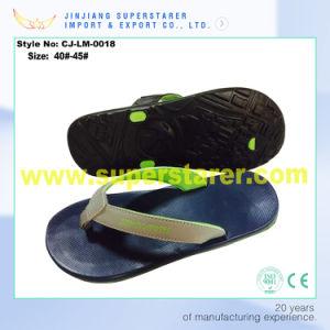EVA Slipper Flat Mens Bulk Flip Flops pictures & photos