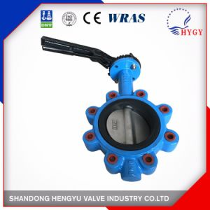 "Casting Half Lug Butterfly Valve 3"" 150lb pictures & photos"