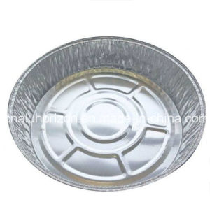 Household Aluminium Foil Container for Food Packaging pictures & photos