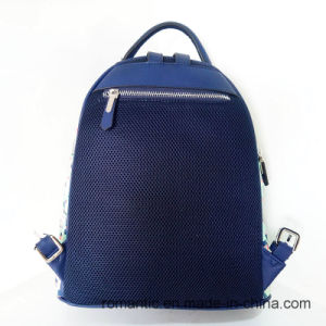 Promotional Lady Nylon Backpack Women Traveling Bag (NMDK-040601) pictures & photos
