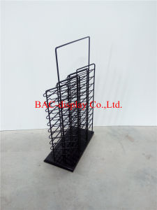 Marble Quartz Stone Display Rack/Display Stand pictures & photos