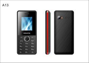 Factory Direct Cheap 1.8 Inch Bar Phone China Feature Phone Dual SIM GSM Mobile Phone A13 pictures & photos