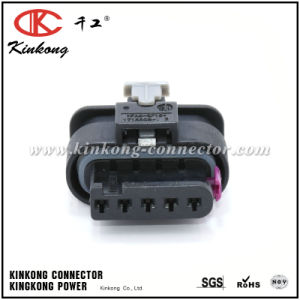 1-1718806-1 5 Pin Female Automotive Electrical Wire Connectors pictures & photos
