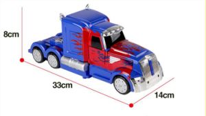 R/C Deformation Leader (License) Car Toy pictures & photos