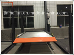 Car Lift Platform 2 Vehicles Lifting Machine pictures & photos
