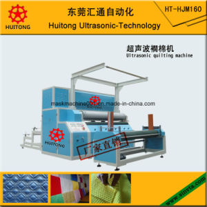 Ultrasonic Embossing Machine Quilting Machine Fabric Embossed Printing Machine pictures & photos
