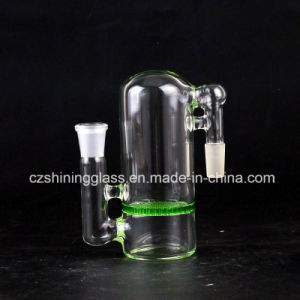 Wholesale Triple Honeycomb Glass Disk Ash Catcher for Smoking Pipe pictures & photos