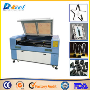Blade Table 9060 CO2 Laser Cutter Acrylic 10mm 100W Sale pictures & photos