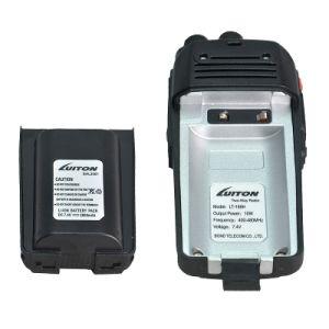 10km Long Range Transmitter Luiton 10watt Portable Radio Lt-168h UHF pictures & photos