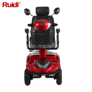 Ce Certificate MID Size Four Wheels Electric Handicapped Cabin Mobility Scooter pictures & photos