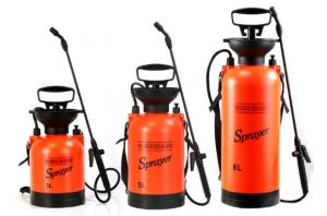 Hand Back/Pump/Spray Machine Sprayer Trigger Plastic Garden Sprayer pictures & photos