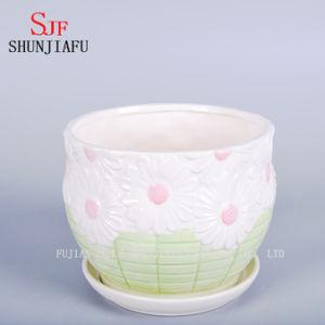 Ceramic Vase The Balcony Flowerpot pictures & photos