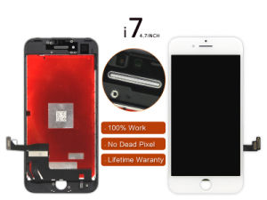 Mobile/Cell Phone LCD for iPhone 7 LCD Touch Screen Assembly pictures & photos