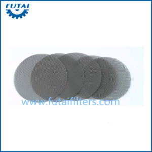 316 Stainless Steel Spin Pack Filter for POY pictures & photos
