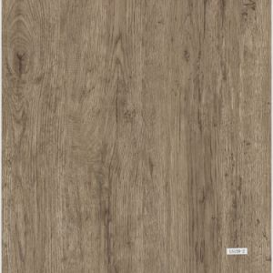 Fireproof PVC Plank Self-Stick Lvt Flooring pictures & photos