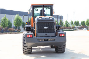 High Quality Construction Equipment Yx655 Wheel Loader (3.0m3) pictures & photos