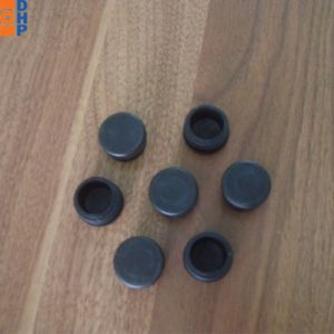 Small Flat Tube Plug for Furniture pictures & photos