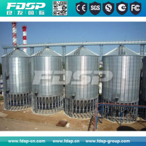 Hopper Bottom Grain Bins Customized Grain Storage Steel Silo pictures & photos