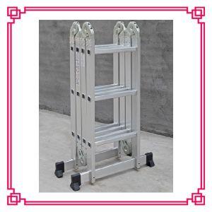Cheap Aluminium Lidl Ladder pictures & photos